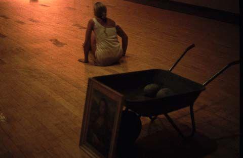 performance art image